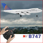 XK Boing747 3CH/2.4G 510mm Wingspan RC Airplane Remote Control Glider Aircraft