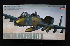 XM138 HASEGAWA 1/72 maquette avion K017 1200 Fairchild A-10A Thunderbolt II K17
