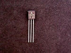 2SC829 - Matsushita Transistor (TO-92)