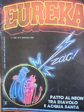 EUREKA n°9 1980  GOLGO 13 di TAKAO SAITO - Andy Capp   [G323]