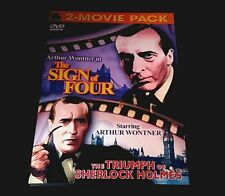 Sign of Four/The Triumph of Sherlock Holmes (DVD)