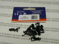 Bachmann 36-027 Narrow / Small Couplings Nem Shaft Cranked (Pk10)