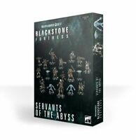 Servants of the Abyss - Blackstone Fortress: Warhammer Quest - Brand New! BF-08