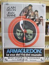 A263        ARMAGUEDON LA VOZ DEL FIN DEL MUNDO ALAIN DELON