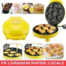 Machine à 7 cupcakes/muffins non-Stick Maker Electric 220V DIY Pour Enfant