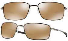 Oakley Herren Sonnenbrille OO4075-06 60mm Square Wire Aussteller  AO1 H