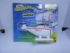 FISHER PRICE METAL THOMAS AND FRIENDS NEW ON CARD HAROLD THE HELICOPTER