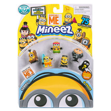 New Despicable Me Series 1 Mineez 6 Figure Pack Minions Official