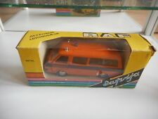 USSR / CCCP Raf in Orange on 1:43 in Box