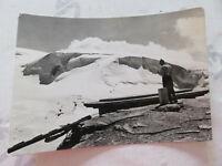 Carte Postale Période Groupe Du Matterhorn Et Monte Rose Shipped 1955