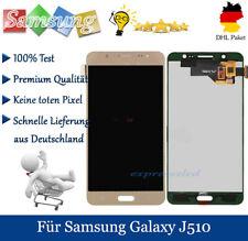 Display Für Samsung Galaxy J5 2016 J510 LCD Gold TouchScreen Bildschirm Gold