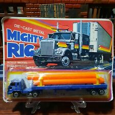 mighty rig welly die cast vintage 90s truck #4