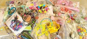 Childrens Kids Jewelry Lot Mixed Items