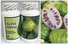 NONI MORINDA CITRIFOLIA 60 CAPS EXTRACT 500 mg Powerful Antioxidant Vessel liver