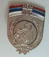 Scorpions SCORPION Serbia paramilitary police unit BADGE PIN POLIZEI