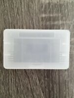 GBA Plastic Case Clear