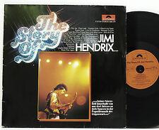 Jimi Hendrix        Story of        Polydor         NM # M