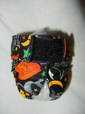 Female Dog Puppy Pet Diaper Washable Pants Sanitary Underwear HALLOWEEN XXXS