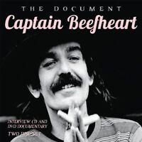 Captain Beefheart - le Document (CD+DVD) Neuf 2 X CD