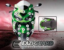 Eazi-Guard™ Kawasaki ZZR1400 2012-2017 Motorbike Stone Chip Protection Kit