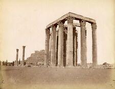 Albumen Parthanon Greece 38 ?  Dimitris Constantine Athens Athanasiou