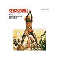 Orzowei Il figlio della Savana - Guido e Maurizio De Angelis - Ed. L. 300 copie