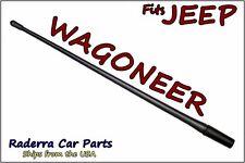 "FITS: 1984-1996 Jeep Wagoneer - 13"" SHORT Custom Flexible Rubber Antenna Mast"