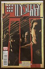 Who Are the Mystery Men #1 Nm 9.4 Marvel Comics 2011 Patrick Zircher