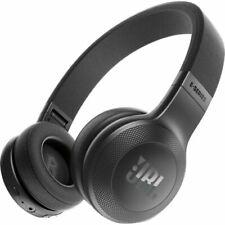 JBL E45BT On-Ear Headset - Black