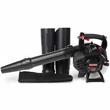 Craftsman 27cc Gas Blower with Vac Kit New