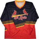 St Louis Cardinals Hockey Sweater / Jersey: 9/10/21 SGA - Adult XL - NIB IN HAND