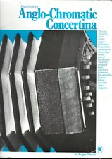Handbook for Anglo-Chromatic Concertina by Roger Watson