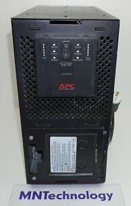 APC   SUA2200XL   Smart-UPS 2200VA 1980W 120V UPS Battery Backup W/New Batteries