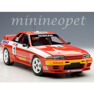 AUTOAart 89279 NISSAN SKYLINE GT-R R32 BATHURST WINNER 1992 RICHARDS #1 1/18