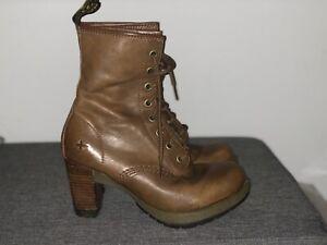 doc martin heel boots