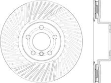 Disc Brake Rotor-M40i Front Left Centric 125.34184 fits 2016 BMW X4