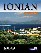Imray Pilot Book - Ionian - 7th Edition - Rod Heikell