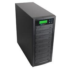 1-7 SATA DVD/CD Dual Layer Multiple Burners Duplicator