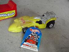 Modern Hot Wheels Yellow Race Car Soaky FULL
