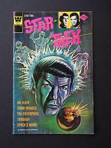 Star Trek #35  F/VF 1975  Mid Grade Whitman Comic