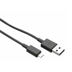 Official BlackBerry Micro USB 1.2m Cable (Black)