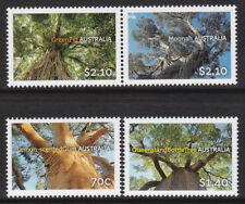 2015 Australian Trees - MUH Complete Set