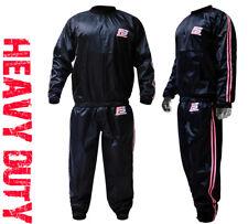 FS Heavy Duty Sweat Sauna Suit Gym Training Track Suit Unisex Slimming Pink