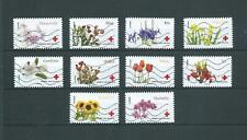 timbre de france oblitére  de 2014série croix rouge