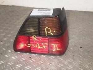 44224 Rückleuchte rechts VW Golf II (19E) 1.8  66 kW  90 PS (08.1984-10.1991)