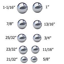Assorted Coin Ring Making Steel Balls Assortment Of 10 Balls
