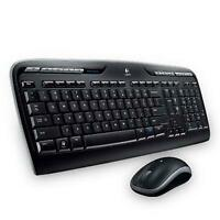 Logitech Wireless DT MK320