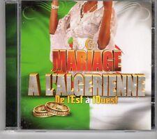 (GK364) Mariage A l'Algerienne De L'est A L'ouest - 2009 CD