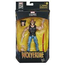 """Marvel Leyendas Vaquero Logan 6"""" Acción Figura Marvel 80th aniversario Wolverine"""