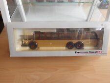 Premium Classixxs Mercedes O 10000 Bus in Red/Beige on 1:43 in Box